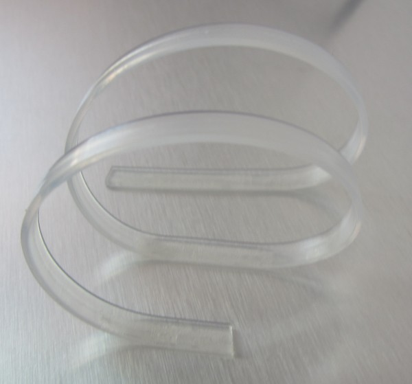 ceranfeld induktion kochfeld dichtband dichtung transparent hell 6x1,5mm