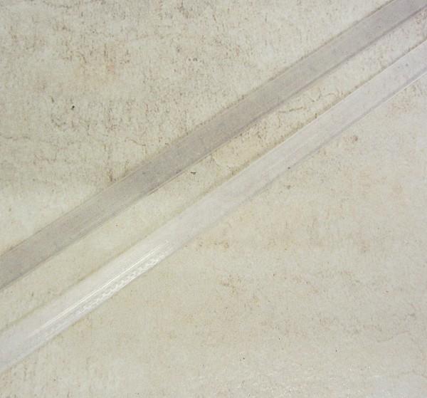 Dichtband silikon glasbodenplatte brandschutzplatte kaminofen hell 6x1,5mm